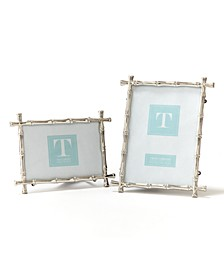 Bamboo Photo Frames - Set of 2