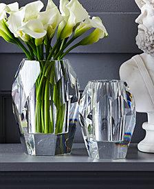 Facets Set of 2 Vases