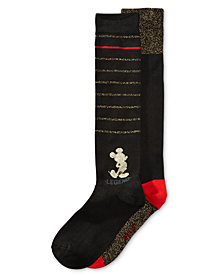 Planet Sox 2-Pk. Mickey Mouse Legend Knee-High Socks