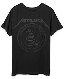 Metallica Men's Graphic T-Shirt