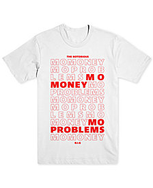 Notorious B.I.G. Men's Mo Money Mo Problems Graphic T-Shirt