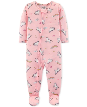 Carter's Baby Girls Unicorn-Print...