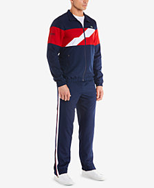 Lacoste Men's Taffeta Tracksuit, Created for Macy's