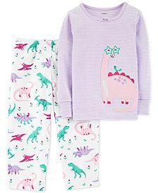 Carter's Toddler Girls Fleece Pajama Set