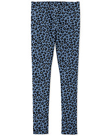 Carter's Little & Big Girls Leopard-Print Leggings
