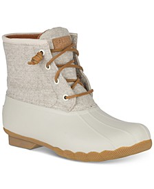 Women's Saltwater Duck Booties