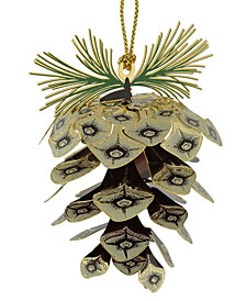 ChemArt Sylvan Pine Cone Ornament
