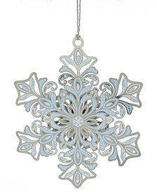 ChemArt Snowflake Ornament