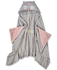 Urban Dreams Verona Hooded Throw, Created for Macy's