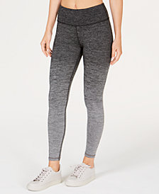 Ideology Gradient Ankle Leggings, Created for Macy's