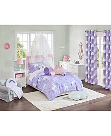 Liliana 3-Pc. Full/Queen Comforter Mini Set, Created for Macy's