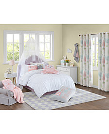 Urban Dreams Verona Comforter Mini Set Full/Queen, Created for Macy's