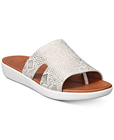 FitFlop H-Bar Slide Sandals