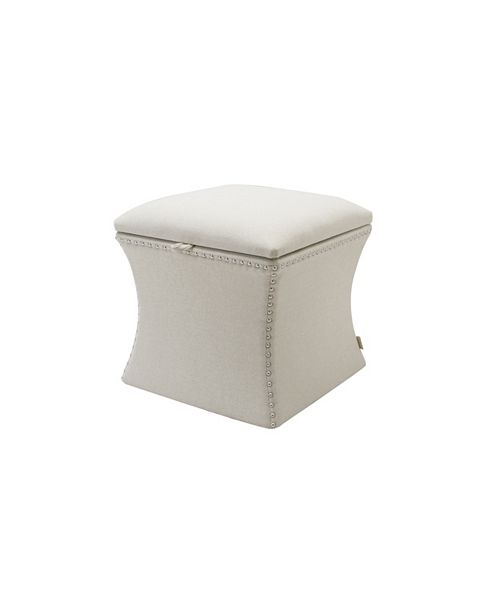Excellent Jennifer Taylor Home Holly Storage Ottoman Furniture Macys Andrewgaddart Wooden Chair Designs For Living Room Andrewgaddartcom