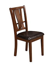 Del Rey Dining Chair, Set of 2