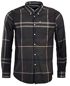 Barbour Men's Dunoon Plaid Shirt