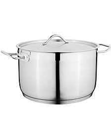 Hotel 6.4-qt Stainless Steel Covered Casserole