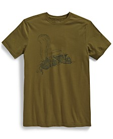 EMS® Men's Irving Goes Skydiving Graphic Tee