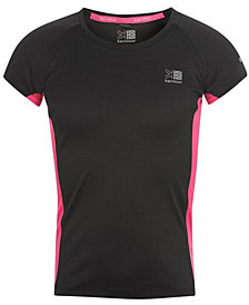 Karrimor Girls' Colorblocked Running T-Shirt from Eastern Mountain Sports