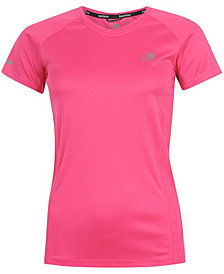Karrimor Women's Short-Sleeve Run T-Shirt from Eastern Mountain Sports