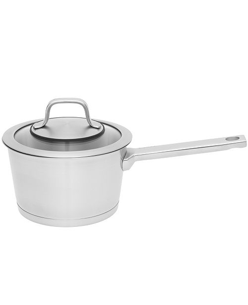 BergHoff Manhattan 1.8-qt Stainless Steel Covered Sauce Pan