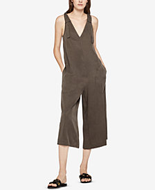 BCBGeneration Shoulder-Tie Culotte Jumpsuit