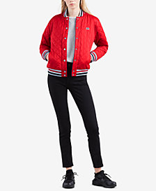 Levi's® Limited Reversible Bomber Jacket, Created for Macy's
