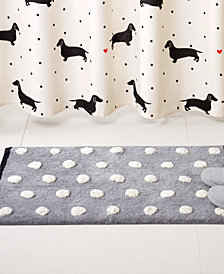 """HipStyle Mika 20"""" x 30"""" Cotton Tufted Rug"""