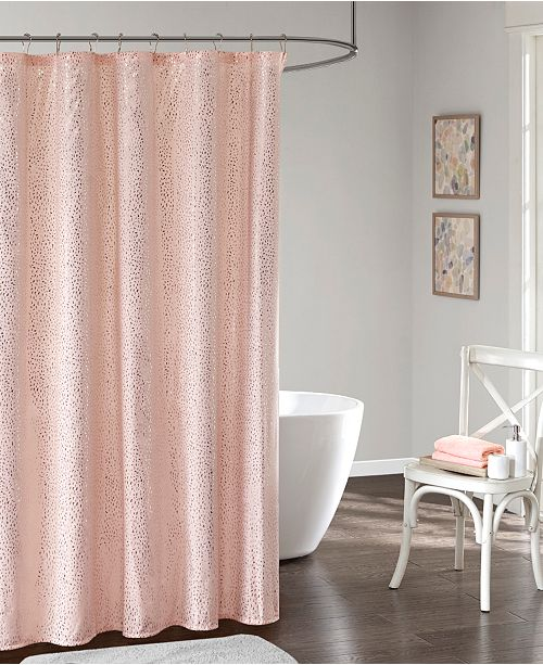 Adele 72 X Printed Shower Curtain