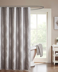 "Madison Park Quinn 72"" x 72"" Shower Curtain"