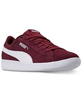 Puma Women s Vikky Casual Sneakers from Finish Line 8970bf7ac2