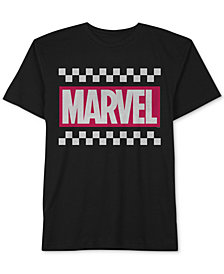 Marvel Big Boys Marvel Checkers