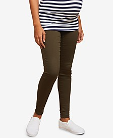 The Bella Secret Fit Belly 5-Pocket Skinny Leg Pants