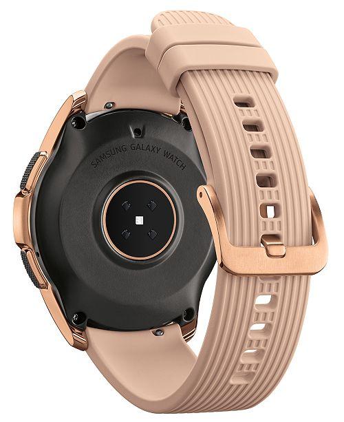 Samsung Galaxy Watch 42mm Rose Gold Bluetooth Reviews