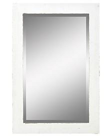 Morris Wall Mirror - White 36 x 24