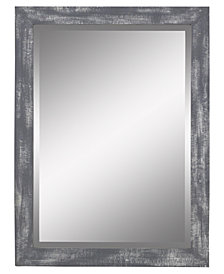 Morris Wall Mirror - Gray 40 x 30