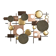 Hardware Metal Wall Decor