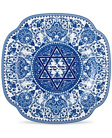 Judaica, Mazel Tov Good Luck Plate
