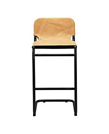 Baker Bar Stool TanSet Of Two