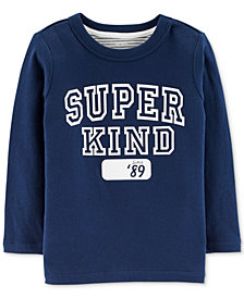 Carter's Baby Boys Double-Knit T-Shirt