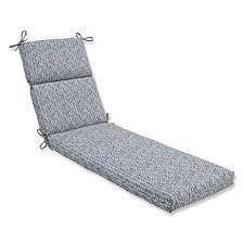 Herringbone Slate Chaise Lounge Cushion