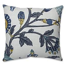 "Auretta Peacock 16.5"" Throw Pillow"