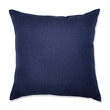 "Sonoma Navy 24.5"" Floor Pillow"