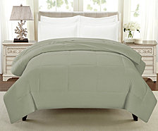 All Season Extra Soft Down Alternative King Bedding Comforter