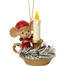 Making Spirits Bright Lighted Ornament