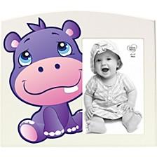 Precious Paws Hippo 4 x 6 Inch Photo Frame