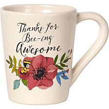Thanks For Bee-ing Awesome Mug