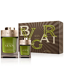 BVLGARI Man Wood Essence 2-Pc Gift Set