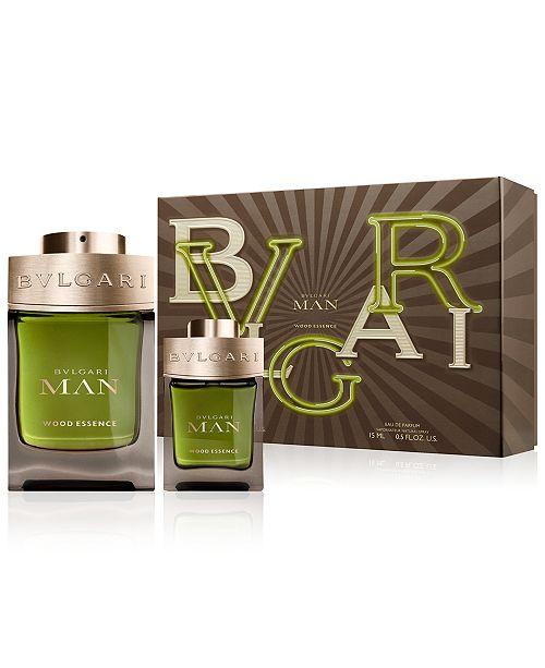 BVLGARI Man Wood Essence 2-Pc Gift Set   Reviews - All Perfume ... 444699ba3