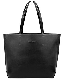 Receive a Complimentary Tote Bag with any large spray purchase from the Calvin Klein Women's fragrance collection